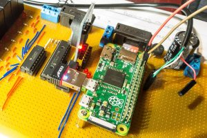RTC plugged into controller board